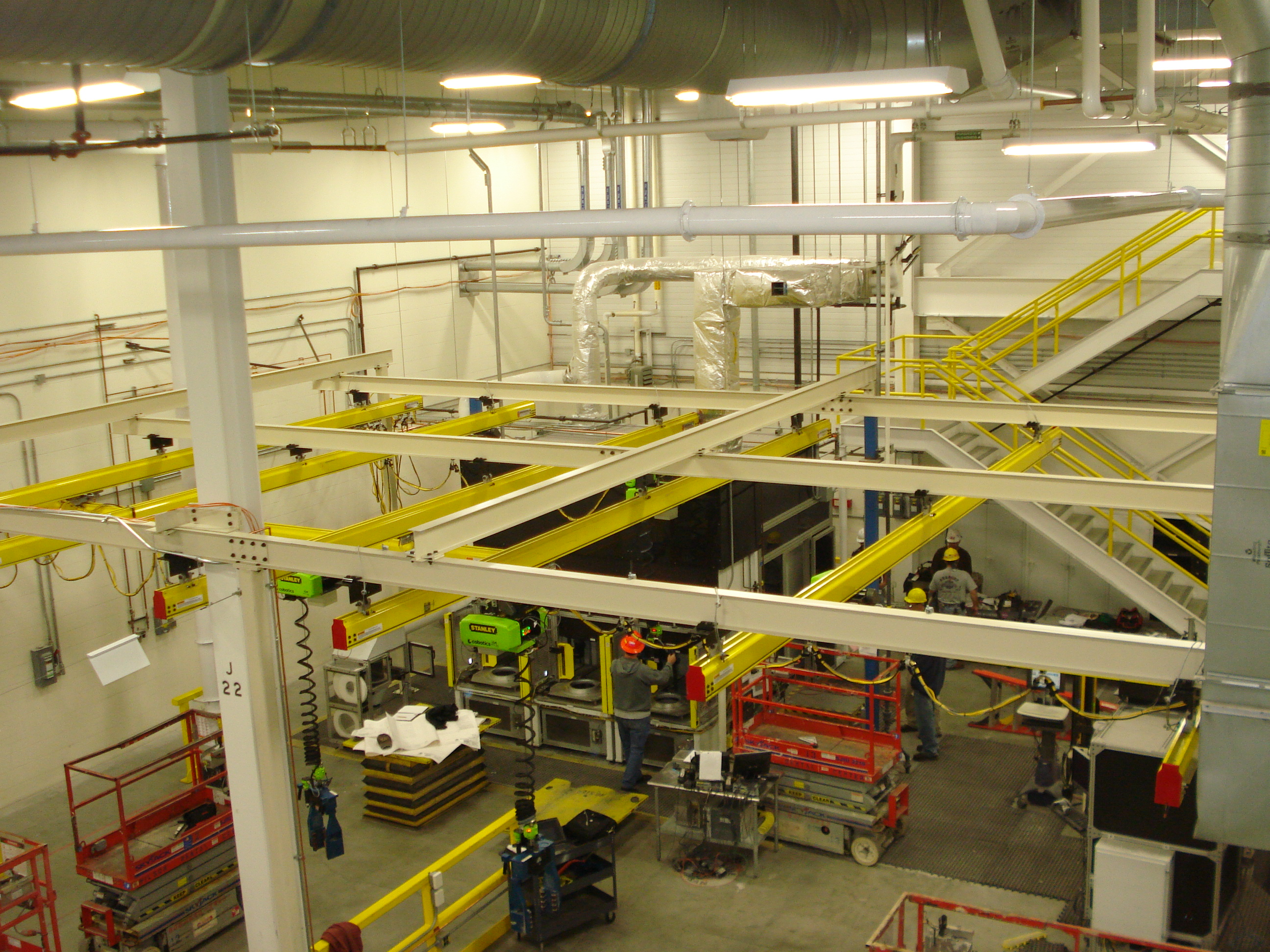 Safety First: Light Duty Overhead Cranes